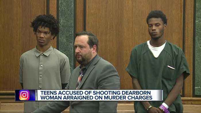 3 teens charged in fatal shooting of 29-year-old Dearborn woman
