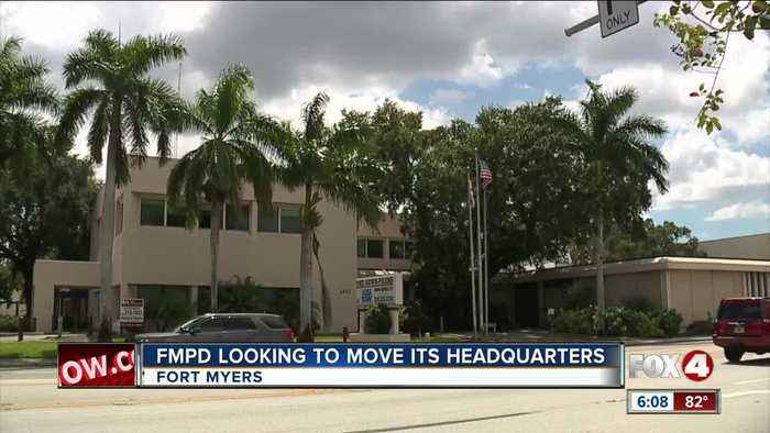 Fort Myers Police may move its headquarters