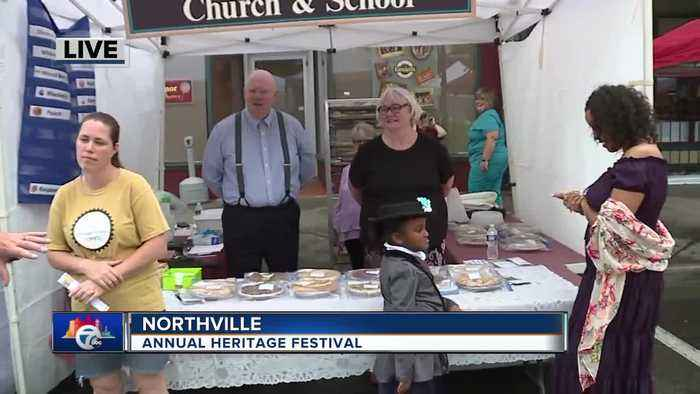 7 In Your Neighborhood: Alan Campbell heading to the Northville Heritage Festival