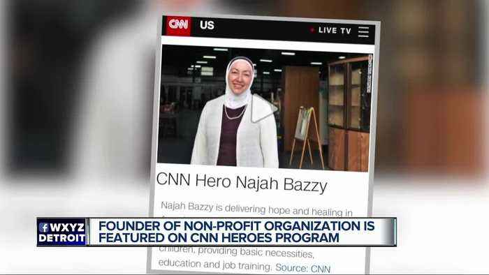 Zaman International founder being honored as CNN Hero