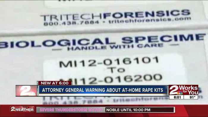 At Home Rape Kits