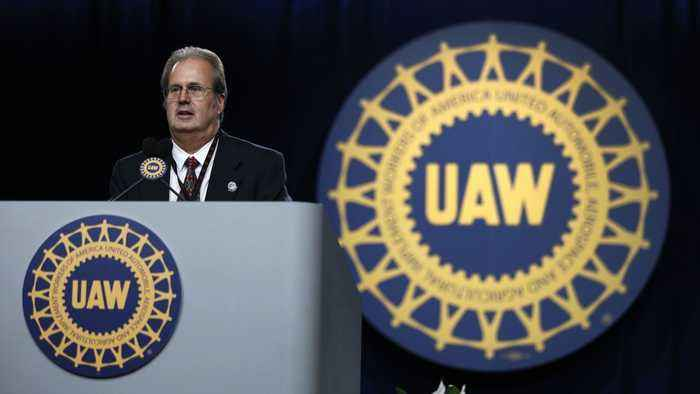 Auto Workers Could Strike If Union And GM Can't Make A Deal