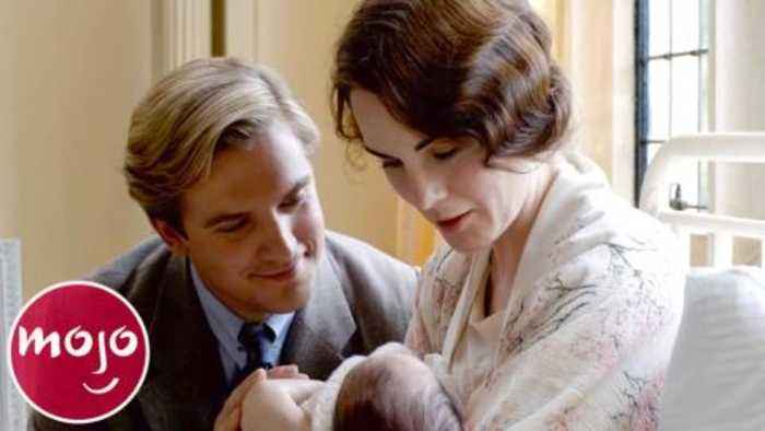 Top 10 Best & Worst Downton Abbey Couples
