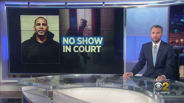 R. Kelly And Defense Team Are 'No Shows' For Court In Minnesota; Bench Warrant Out For His Arrest