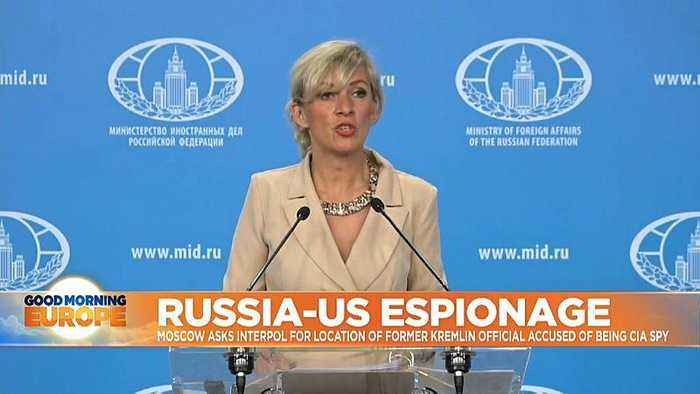 Russia-U.S. spy row: Moscow asks Interpol for location of former Kremlin official