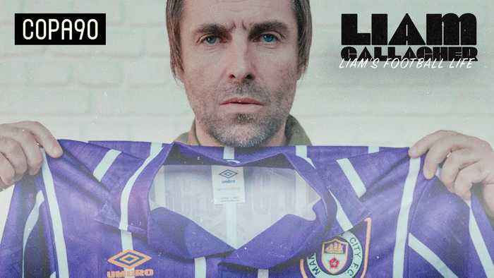United Ruined My F***ing Life In The 90s | Liam Gallagher's Football Life