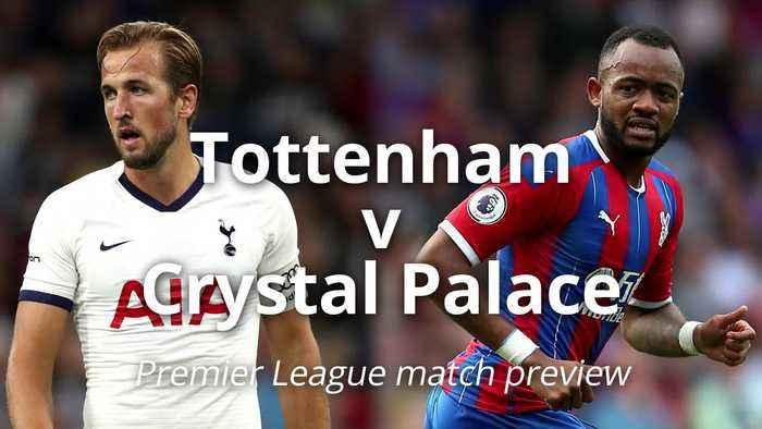 Tottenham v Crystal Palace: Premier League match preview