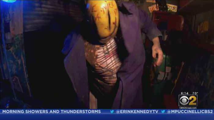 13th Floor Haunted House Ready To 'Scare The Pants Off Of People'