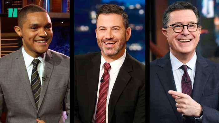 Late Night On Third Democratic Debate