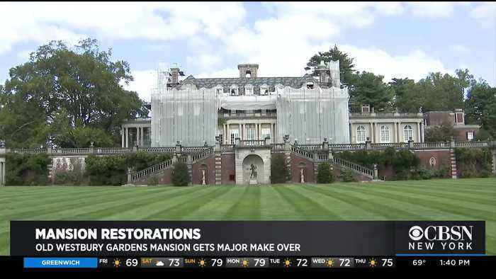 Old Westbury Gardens Gets Magical Restoration
