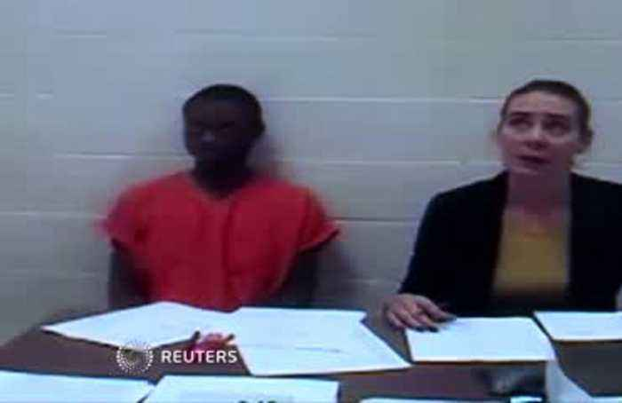 Simone Biles' brother pleads not guilty to murder