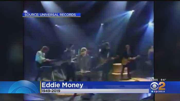 Pop Star Eddie Money Dies At 70