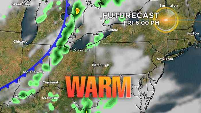 Reporter Update: Ray Petelin - Weather Forecast 9/13/19