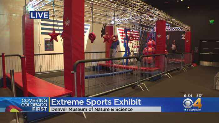Extreme Sports Exhibit Opens At Denver Museum Of Nature & Science