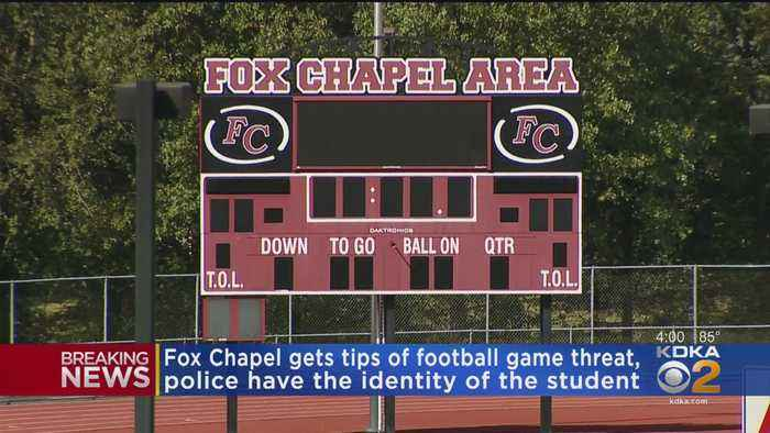 Fox Chapel Boosts Security For Football Game After Threat