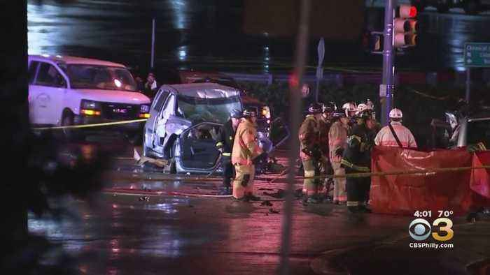 Three People Killed In Montgomery County Crash