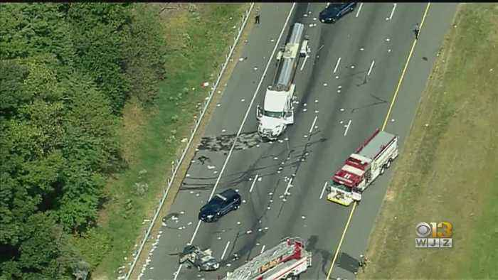 Second Person Dies After Crash Along I-95 In Laurel