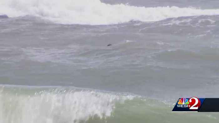 Coastal residents concerned about tropical system this weekend