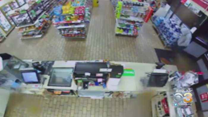 Man Wanted For Robbing 7-Eleven Employee At Gunpoint In Crescentville, Police Say