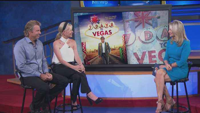 'The Young And The Restless' Stars Vincent Van Patten And Eileen Davidson Talk New Movie '7 Day To Vegas'