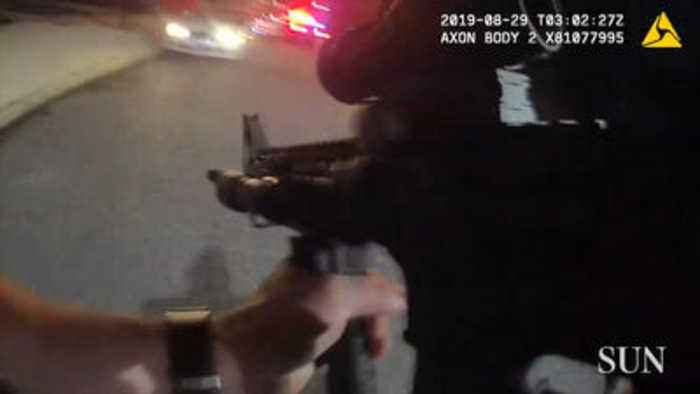 Body cam shows hail of gunfire from Baltimore police in fatal shooting; 154 shell casings recovered