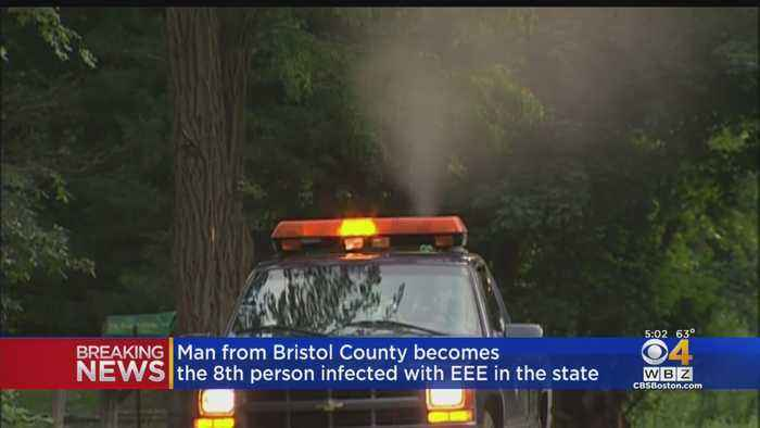 Man From Bristol County Infected With EEE
