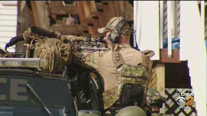 SWAT Situation In Millvale Is Over