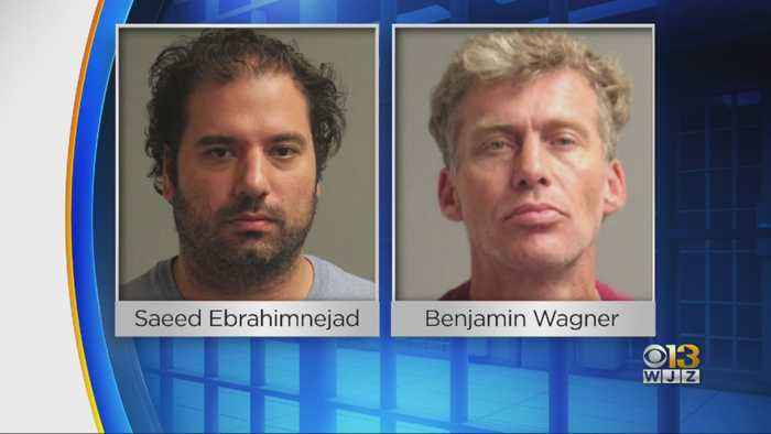 2 Men Arrested On Human Trafficking Charges In Anne Arundel County