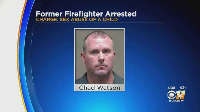McKinney Firefighter Arrested, Charged With Sexual Assault Of A Child