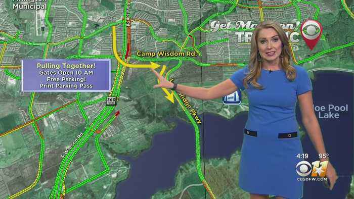 Traffic Expert Madison Sawyer Discusses Traffic For Pulling Together Event