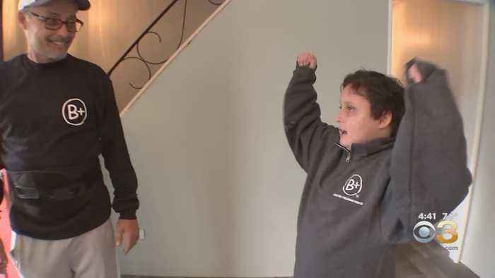Young Cancer Survivor Getting Fresh Start In New Home