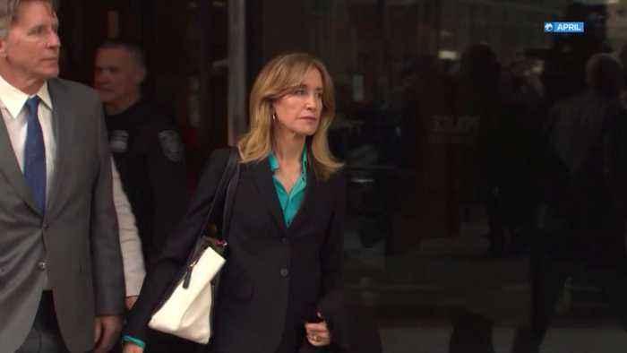 Felicity Huffman College Scandal Sentencing