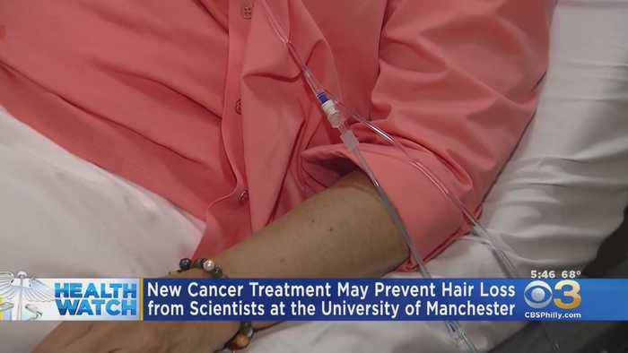 Researchers Say They've Found Cancer Treatment That Would Prevent Hair Loss