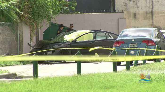 Man Gunned Down In Opa-Locka After Suspect Demands Car