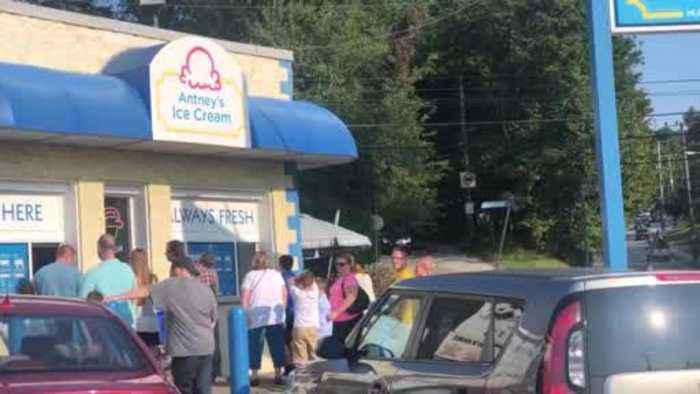 Reporter Update: Ice Cream Shop In Green Tree Reopens