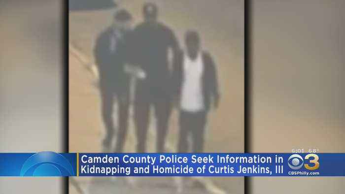Police Asking For Help Identifying 3 Men Possibly Connected To Kidnapping, Murder Of Camden Man