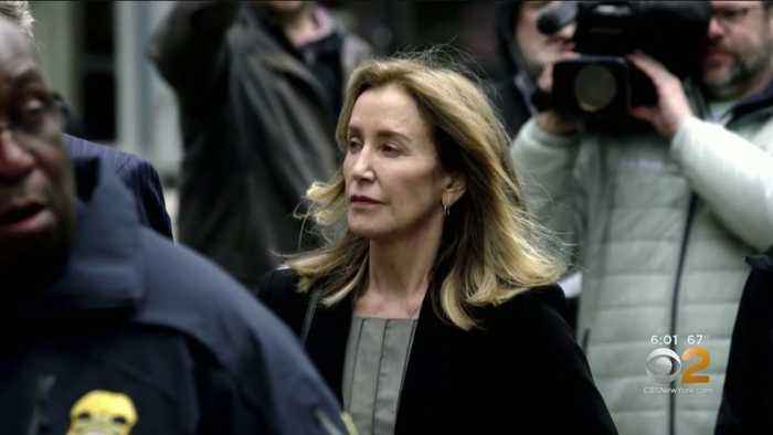 Actress Felicity Huffman Going To Prison