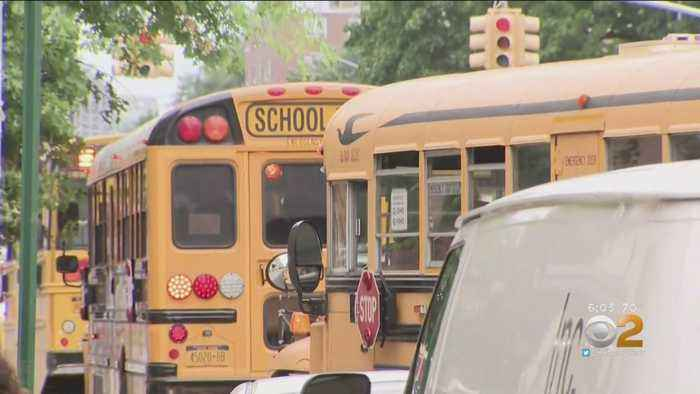 Demanding Answers: Parents Furious They Can't Track Kids On City School Buses