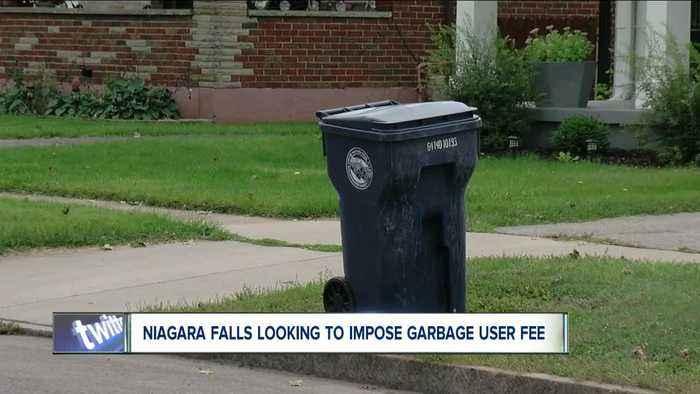 Garbage user fee for Niagara Falls?