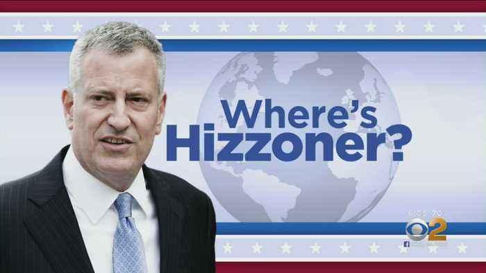 Where's Hizzoner?: Sept. 13, 2019