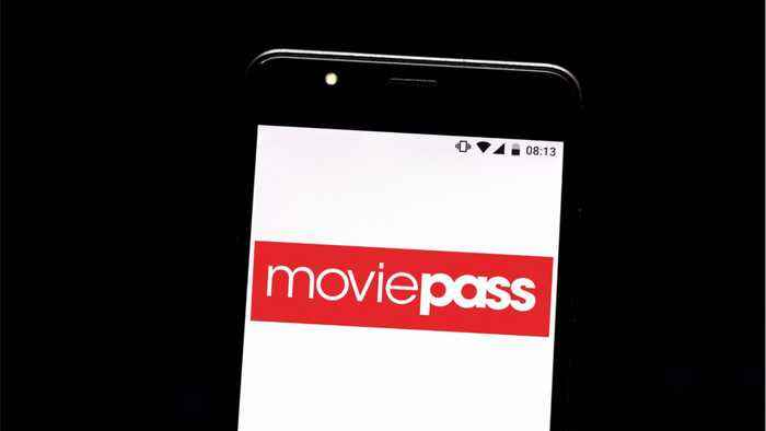MoviePass will officially shut down its movie subscription service