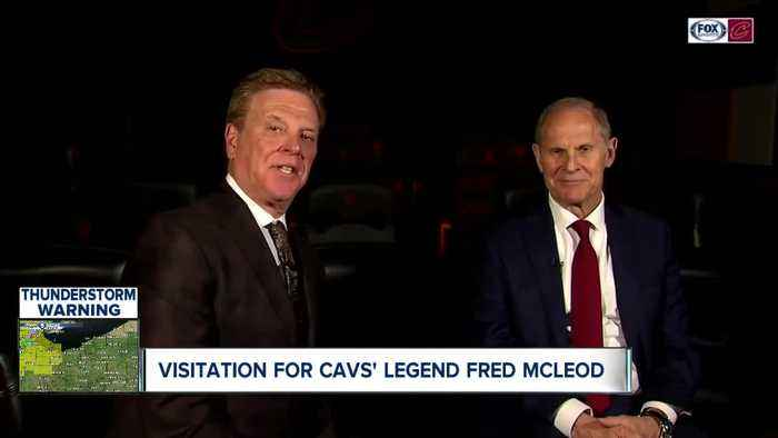 Cleveland Cavaliers to live stream Fred McLeod's funeral