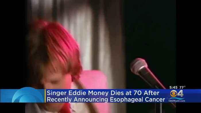 Singer Eddie Money Dies At 70