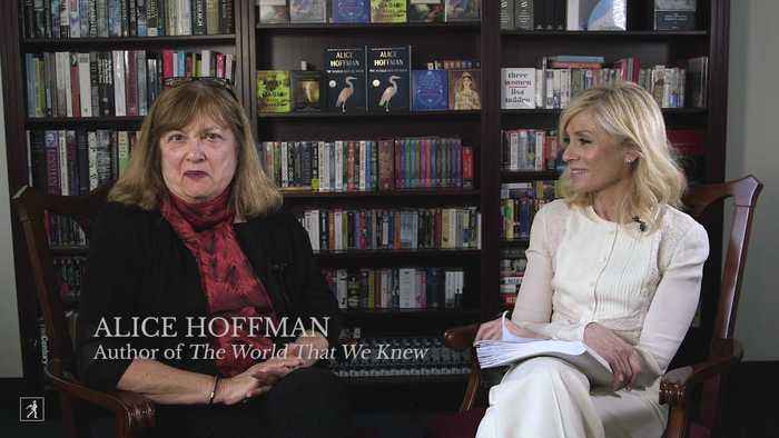 Alice Hoffman and Judith Light talk about THE WORLD THAT WE KNEW audiobook
