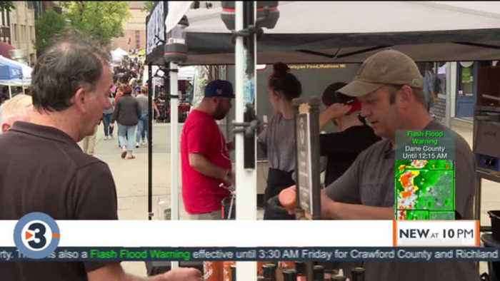 Madison Night Market ends its 2019 season