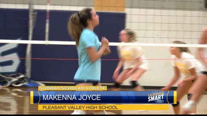 Subway Scholar Athlete of the Week: Makenna Joyce
