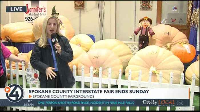 Head to the Spokane Interstate Fair for activities you won't want to miss