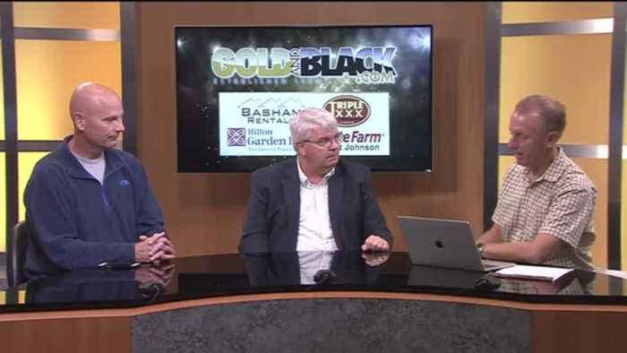 Gold and Black LIVE September 13 Segment 2: Alan Karpick, Tim Newton, and Tom Dienhart