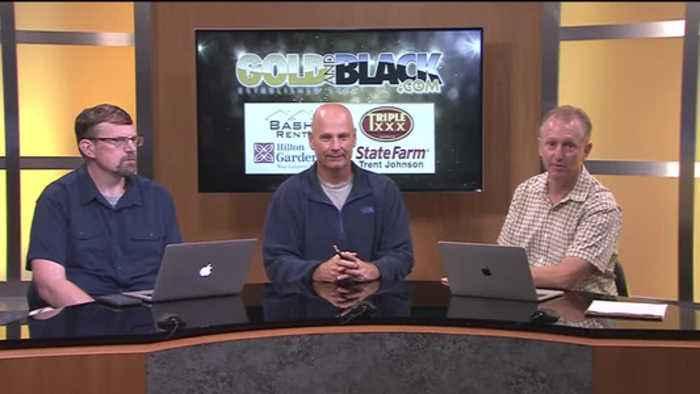 Gold and Black LIVE September 13 Segment 3: Alan Karpick, Tom Dienhart, and Brian Neubert