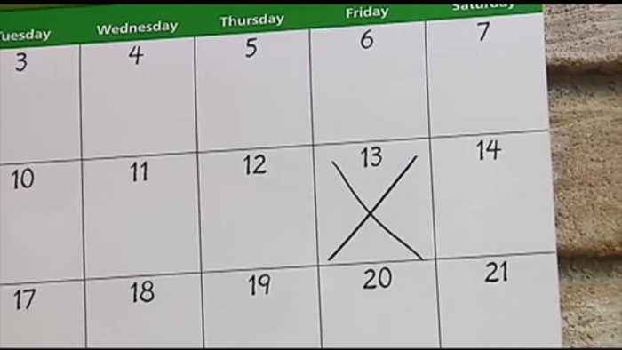 VIDEO Expert explains where Friday the 13 superstition may come from